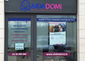 agence Aidadomi Simiane Collongue