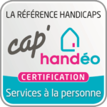 Logo Cap Handeo